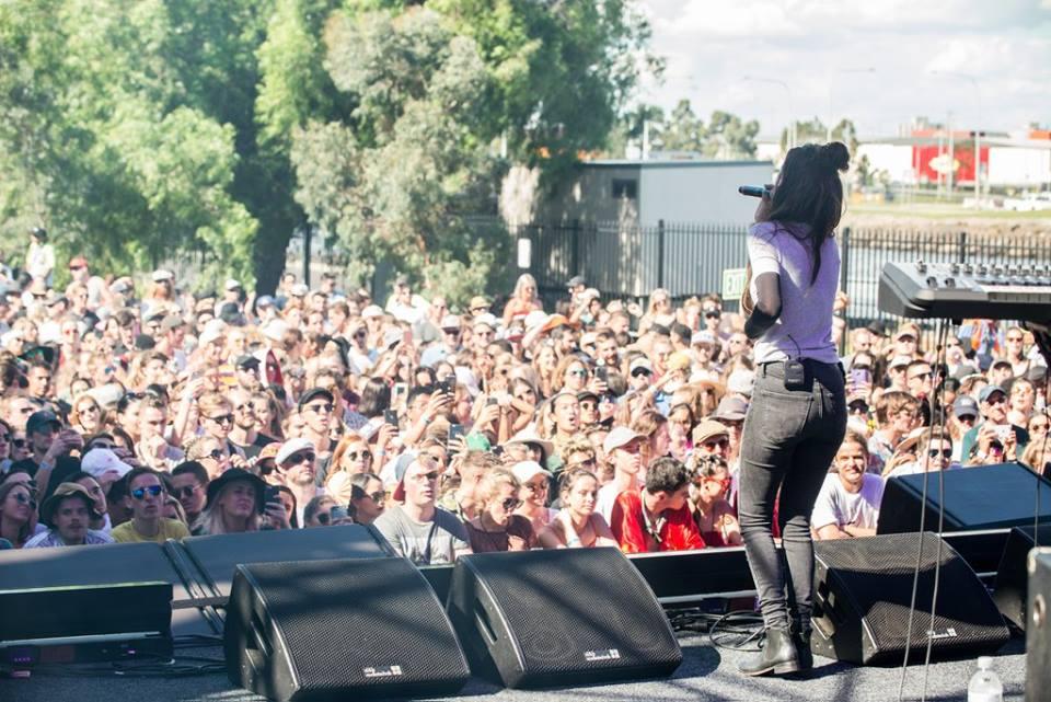 Laneway Festival Melbourne 2018