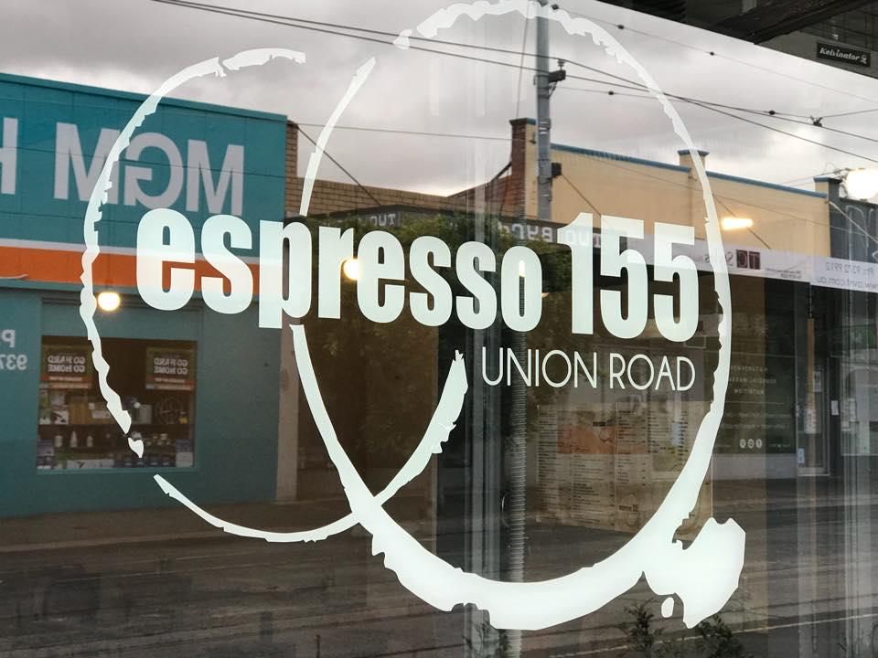 espresso 155 ascot vale