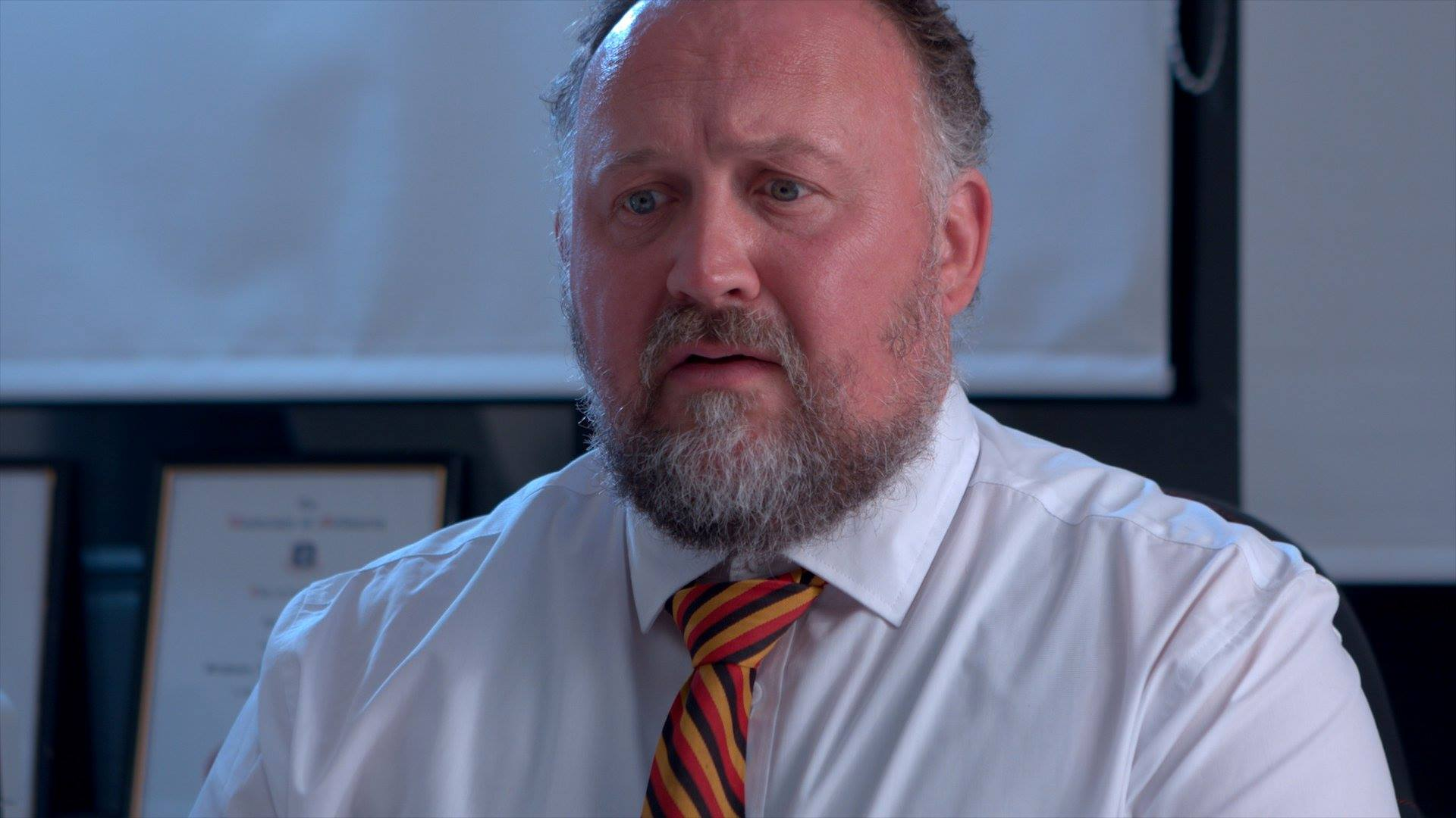 SIMON Paul Robertson The Principal