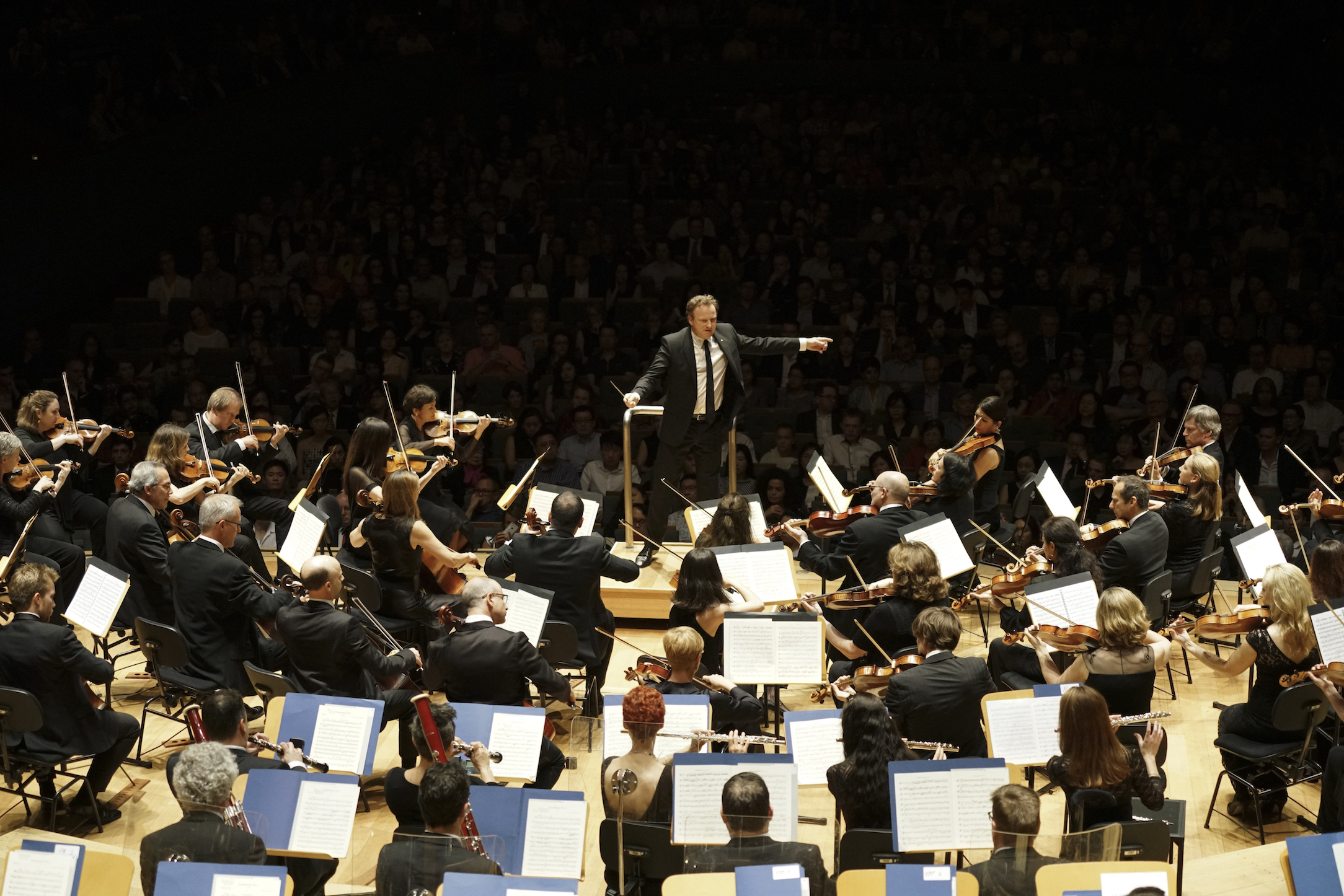 Maloti profiles Alexander Briger, Australian World Orchestra