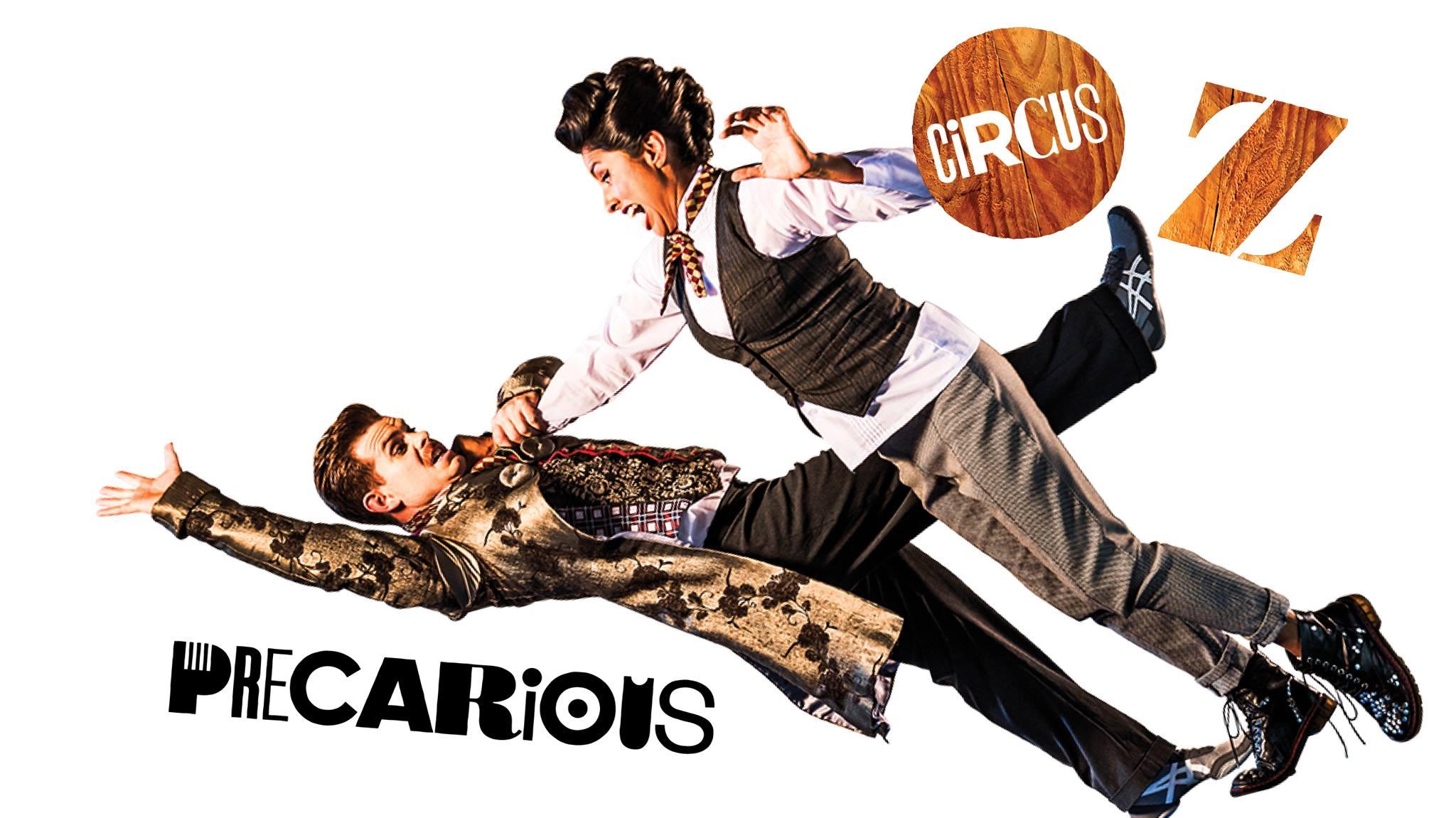 Circus OZ Banner B