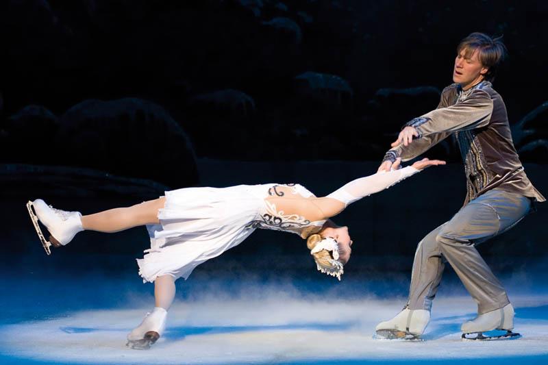 Ice - duet falling