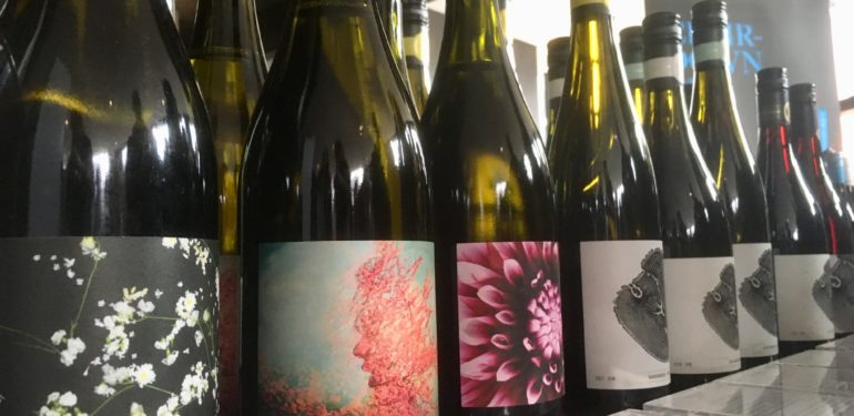 Barringwood wines at VIN Diemen festival