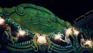 The Famous Spiegeltent at Luna Park