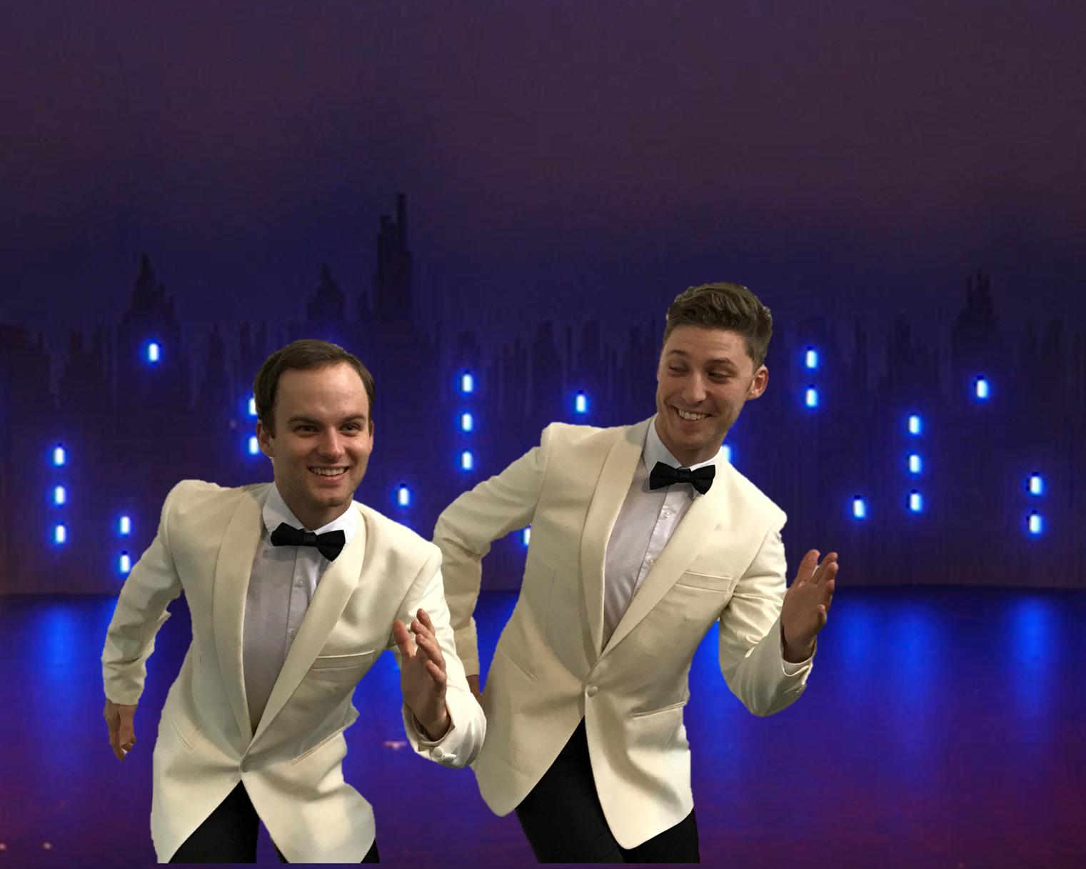 Slider Song And Dance Men