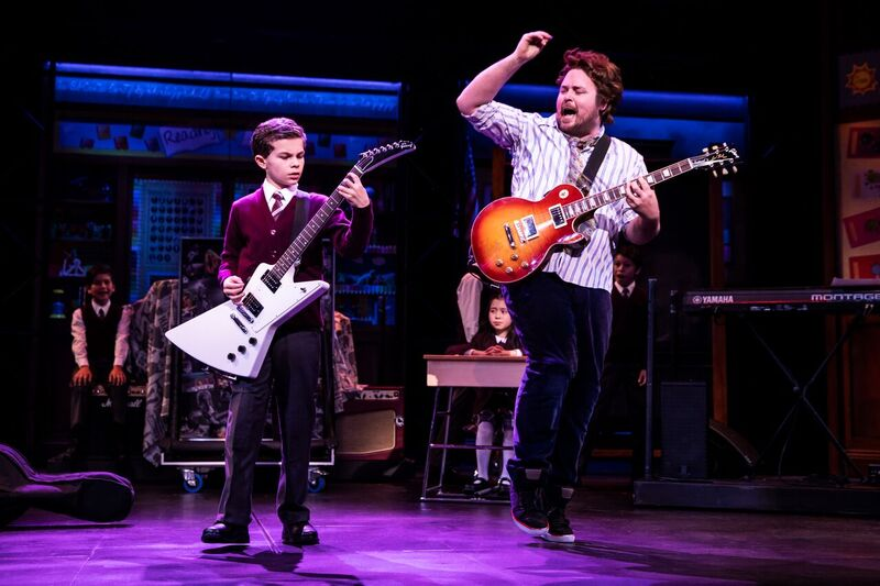 School of Rock The Musical Melbourne