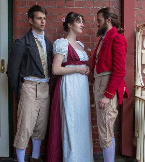 Pand P_ Darcy, Eliza, Wickham