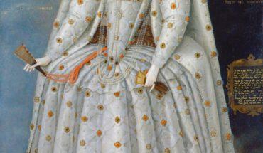 1562 Ditchley Portrait EI BAG