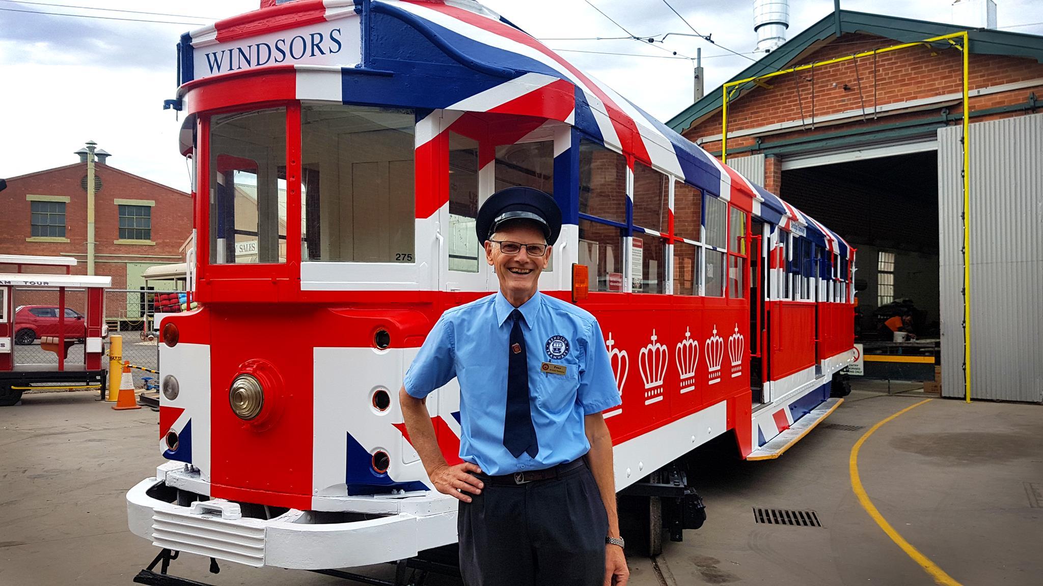 Royal Tram Cafe Bendigo