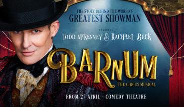 Barnum Banner