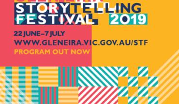 GLEN EIRA Storytelling Fest - Banner