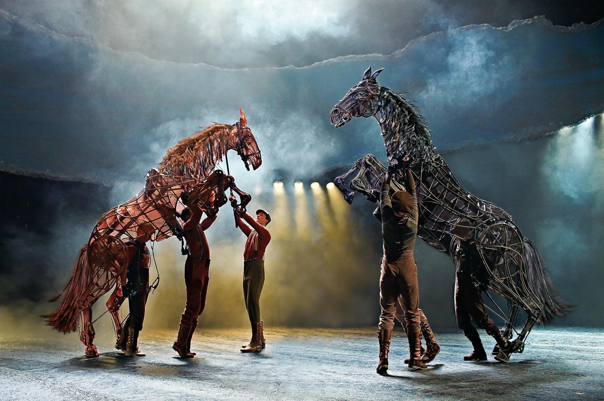 War Horse Puppetry