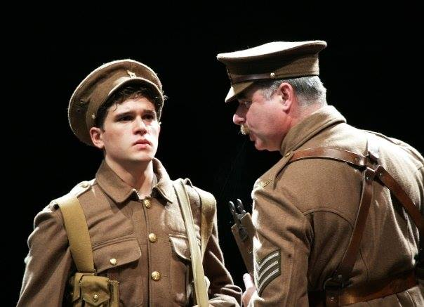 Kit Harrington as Albert War Horse