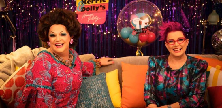 Kerrie and Dollys HOUSEPARTY