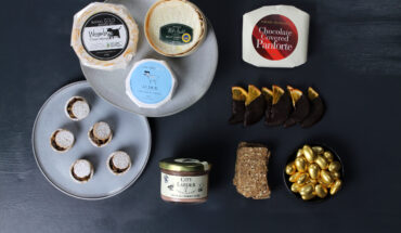 14 Days of Cheese platter