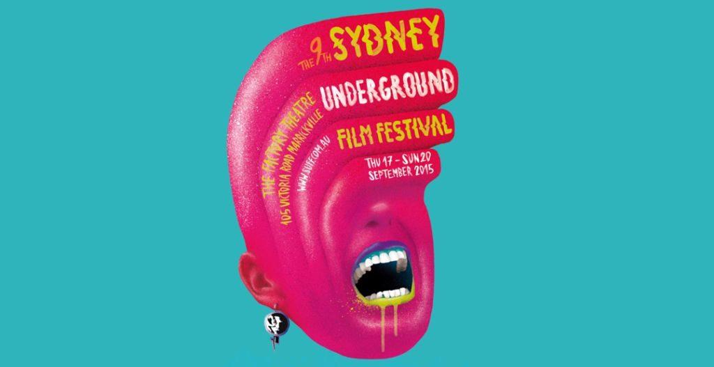 Sydney Underground Film Festival 2015