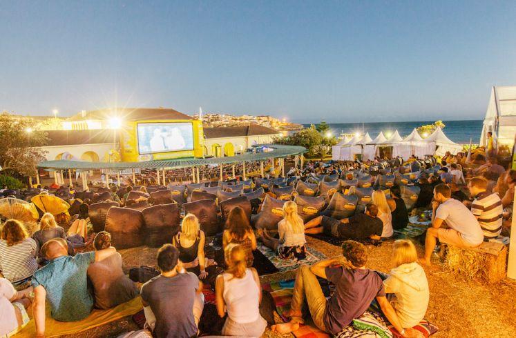 Ben & Jerrys Open Air Cinema