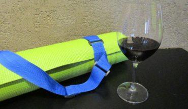Yoga and Wine Handpicked Wines Sydney