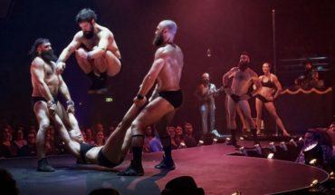 Barbu circus Sydney Opera House