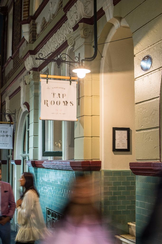 Endeavour Tap Rooms The Rocks Sydney