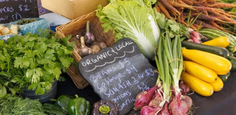 Pyrmont Growers Market Sydney