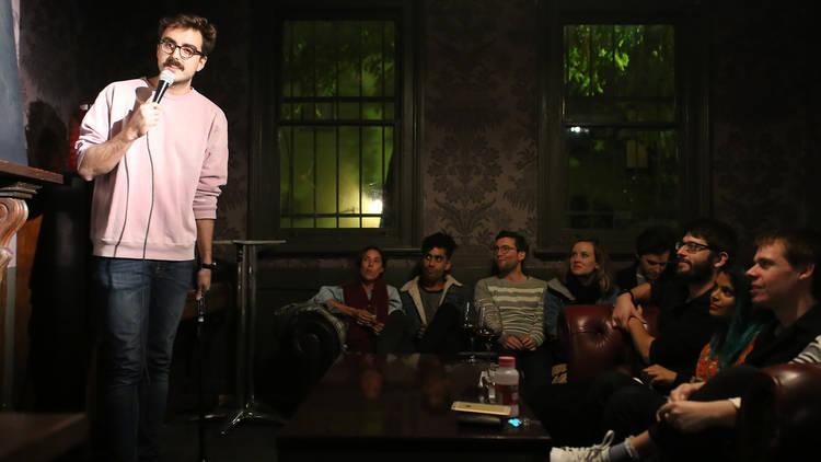 Daniel Muggleton Sydney Comedy Festival