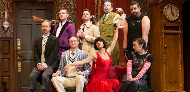 The Play That Goes Wrong Sydney