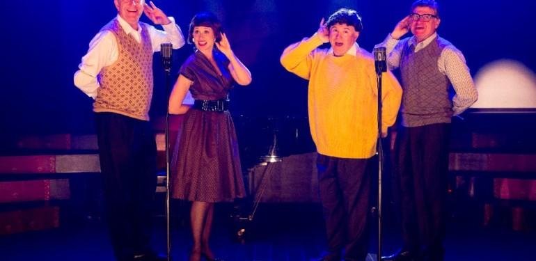 Sydney Theatre Company Wharf Revue film