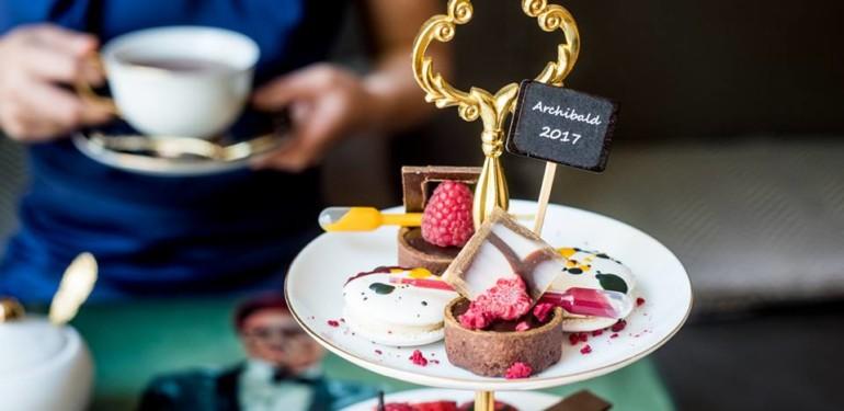 archibald high tea