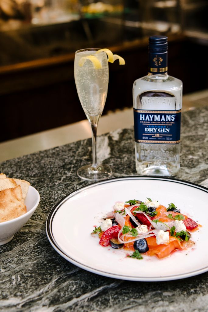 Hayman's Gin Supper Club Sydney