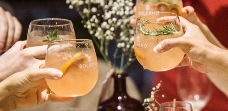 Solerno blood orange liqueur