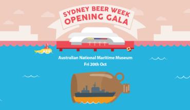 Sydney Beer Week Opening Gala