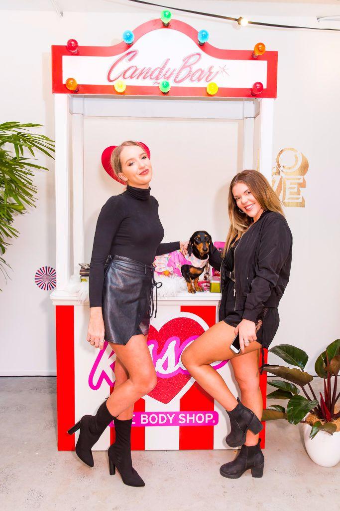 The Body Shop's #PLAYFORPEACE Christmas event