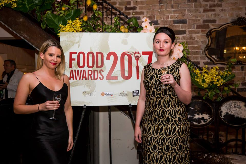 Time Out Sydney Food Awards