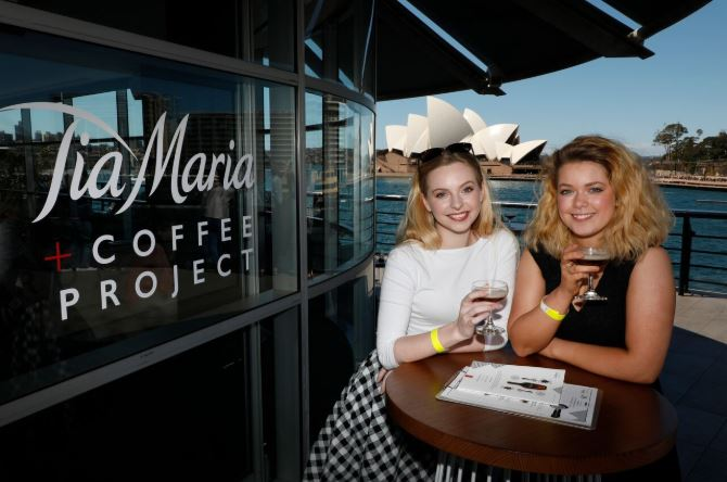Tia Maria Coffee Project