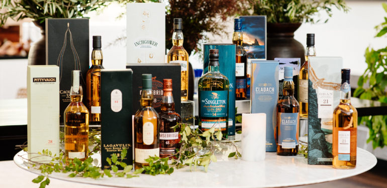 Diageo Special Releases Collection 2019