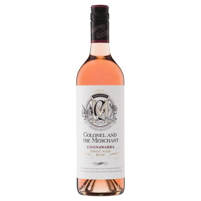 Colonel and The Merchant Coonawarra Pinot Noir Rose