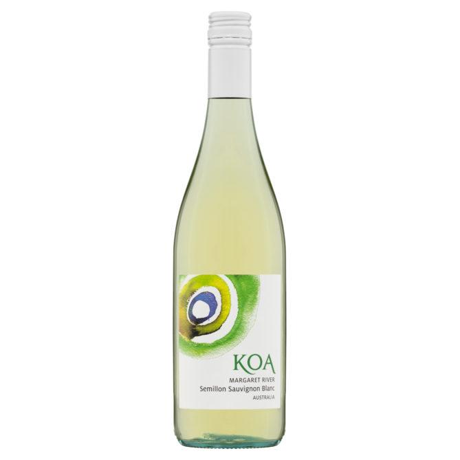 KOA Semillon Sauvignon Blanc 2018