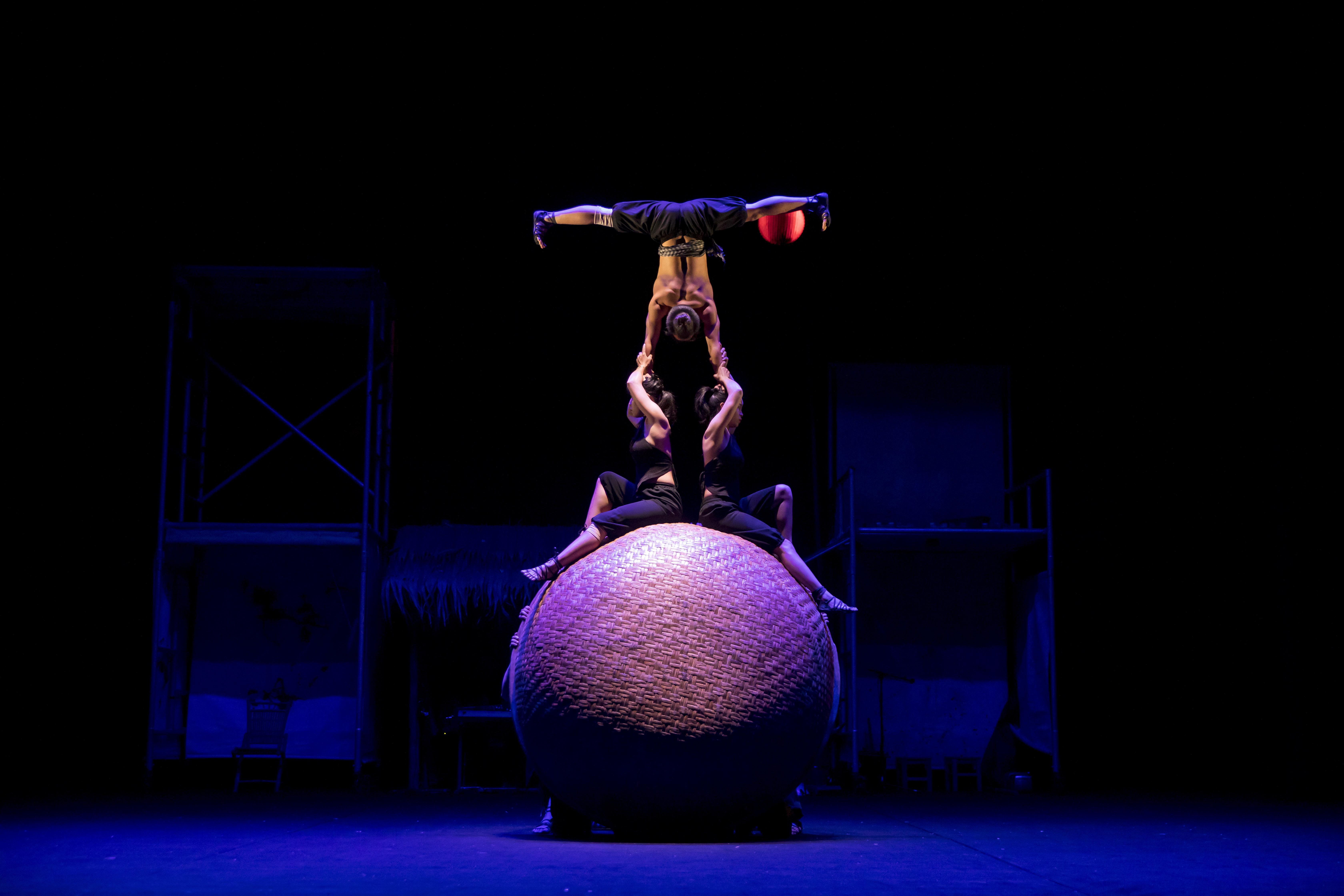 A o lang pho circus