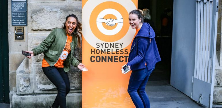 Sydney Homeless Connect - Header Opt 2