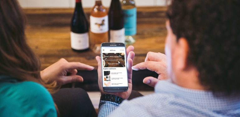 BYO Finder app Cellarmasters