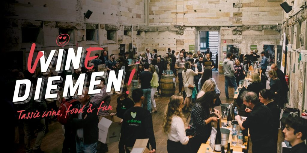 Vin Diemen wine festival