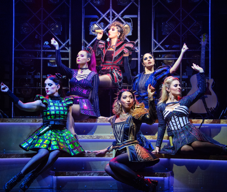 Six the musical at the Sydney Opera House