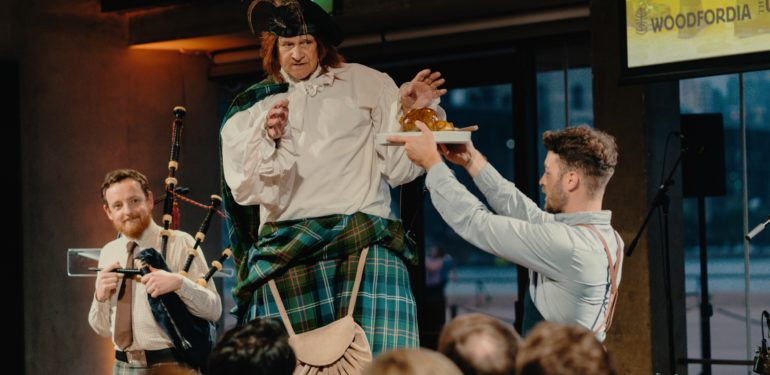 The Glenturret Burns Night Supper Sydney Opera House