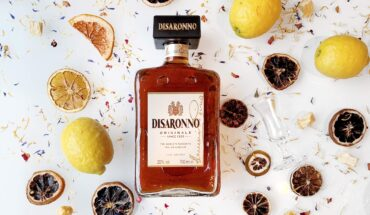 Disaronno Fizz Cocktail