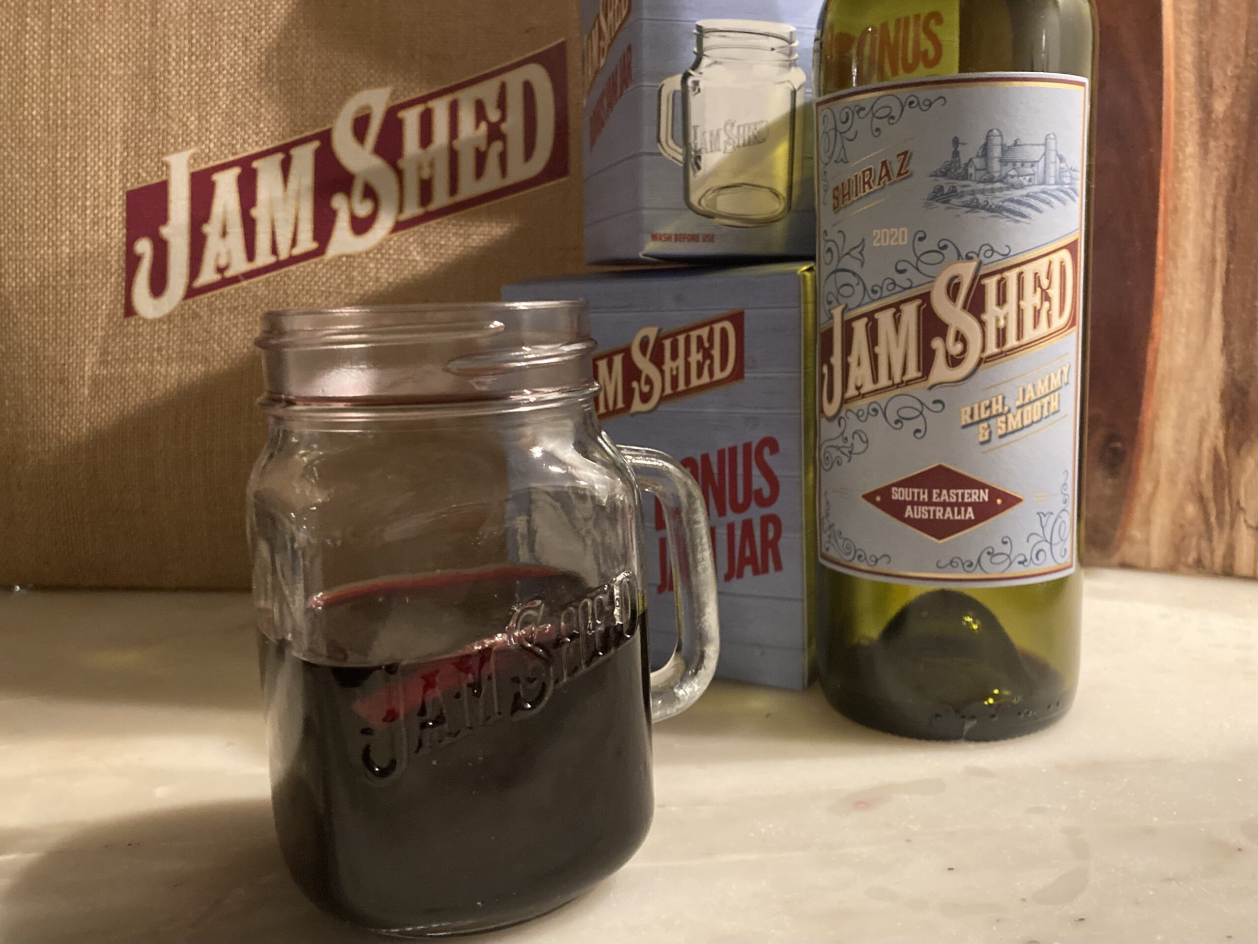 Jam Shed Mulled Wine