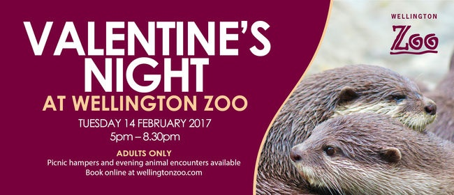 Valentine's Day at Wellington Zoo
