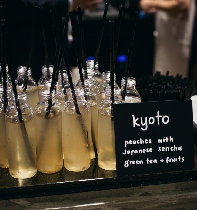 tea cocktail alert - photo courtesy Black Communications