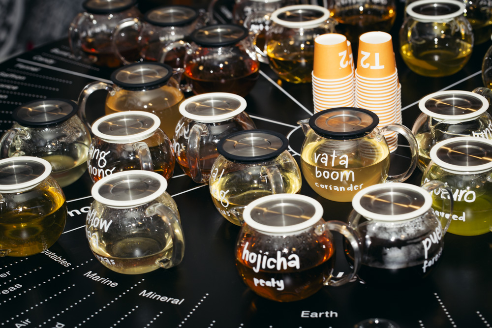 around the world with tea - photo courtesy Black Communications
