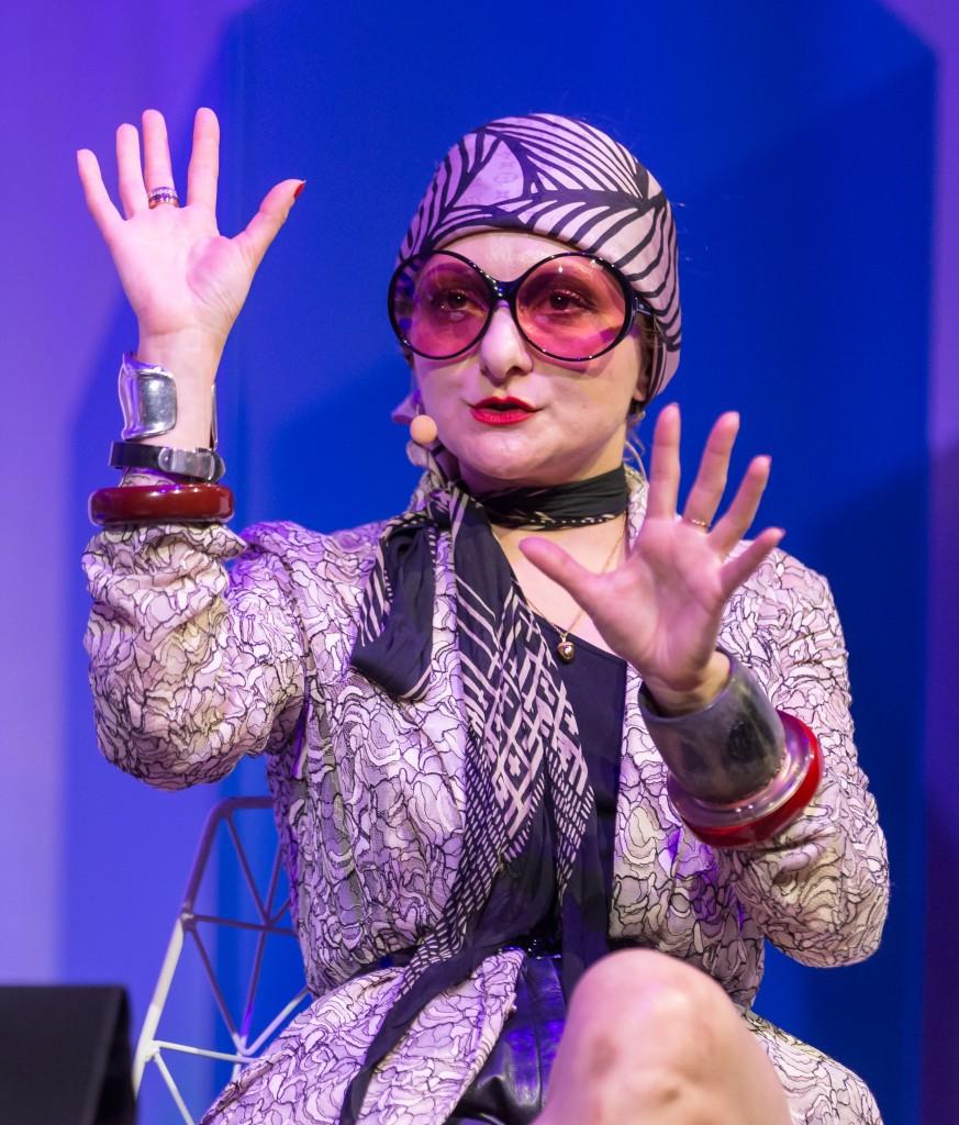 Catherine Baba - photo courtesy Lucas Dawson Photography
